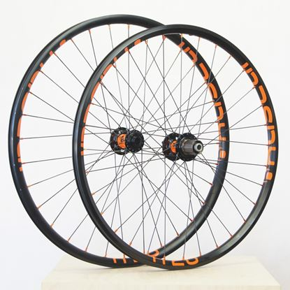 "Picture of KASTAR Enduro KID  27,5 / 26 "" orange"
